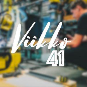 Viikkovideo 41